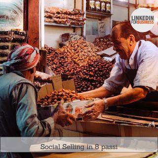 13-ll processo di social selling in 8 passi