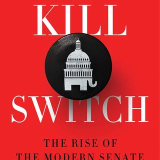 Adam Jentleson Releases The Book Kill Switch