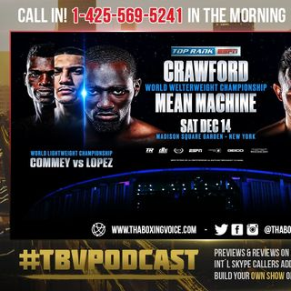"☎️Terence Crawford vs Egidijus ""Mean Machine"" Kavaliauskas🤣Commey vs Lopez🔥"