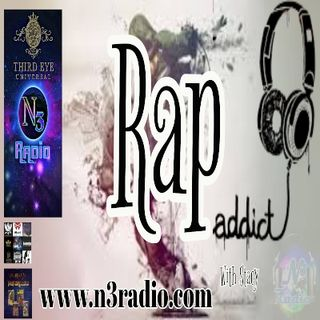 Rap Addict Hosted By Stacy 10-17-20