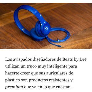 auriculares basura: Beats  (re-subido)