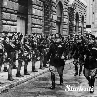 Fascismo: le prime fasi della dittatura