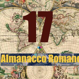 Almanacco romano - 17 novembre