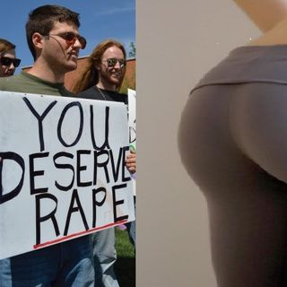 Pastor: Women in yoga pants deserve rape