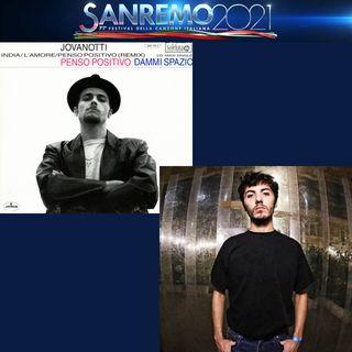 """Nella serata cover a Sanremo 2021, Fulminacci ha riproposto """"Penso Positivo"""" di Jovanotti. Ricordiamo questa hit e l'album """"Lorenzo 1994""""."""