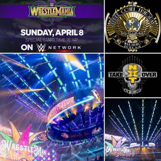 3CT 4-8-18 - WrestleMania PreShow