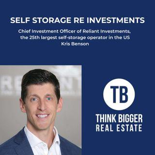 Self Storage Real Estate Investing