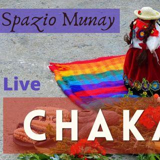 La Chakana: un Simbolo per conoscere se stessi e l'Universo | Spazio Munay - con Roberta Tomassini | Live