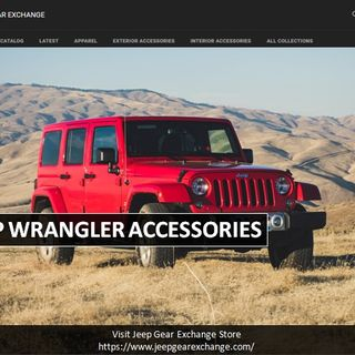 Jeep gear exchange