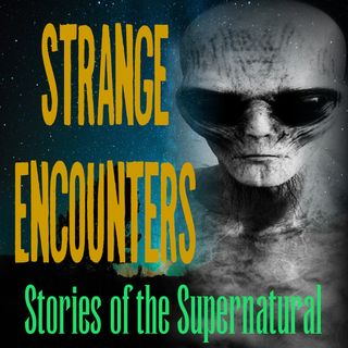 Strange Encounters | Interview with Ed Roman | Podcast
