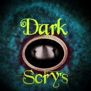 Jason Emerick Of Paranormal Den And Dark Scry's On His Black Scrying Mirrors