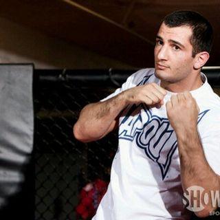 MMA Fighter Gerard Mousasi - Fighting John Salter