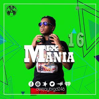 Mix Mania Vol. 16