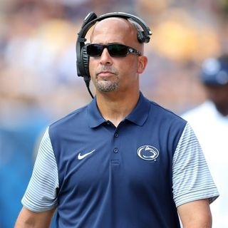 CFB BREAKING NEWS: penn st coach James Franklin gets a 6 year contract extension