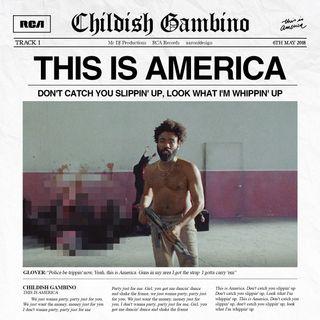 Ep. 34-This is America (Childish Gambino)