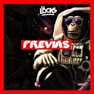 Dj Locks - Previas (Reggaeton Top)