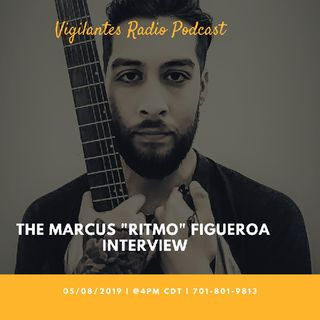 "The Marcus ""Ritmo"" Figueroa Interview."