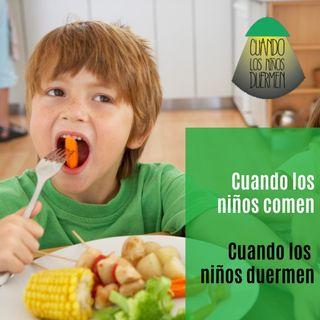 T01 E008 Cuando los niños comen