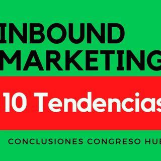 Las tendencias del inbound marketing según HUBSPOT