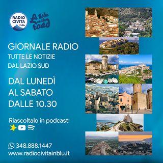 GR Lazio Sud - 20 aprile 2021