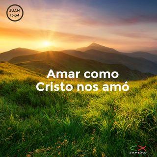 Oración 23 de abril (Amar como Cristo nos amó)