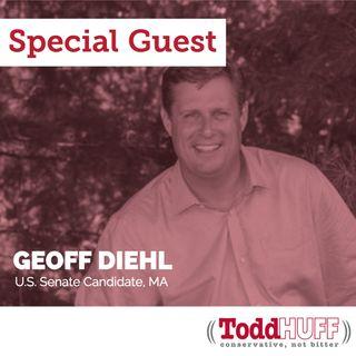 Geoff Diehl, U.S. Senate Candidate (R-MA)
