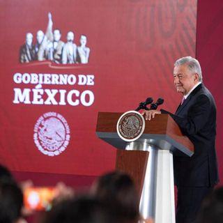 Presenta AMLO avances de obras en Santa Lucía