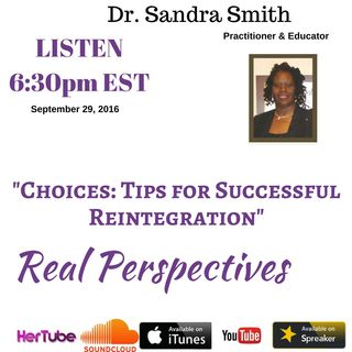Making the Right Choices with Dr. Sandra Smith #RPEp.95