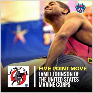 5PM33: The Marine Corps' Jamel Johnson