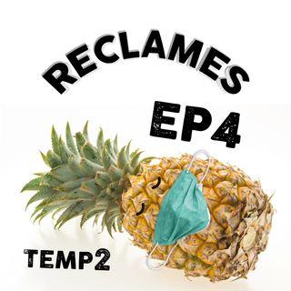 Temp2 EP4 - Tédio, Quarentena e Velhos sem noção - Reclames do Plim Plim