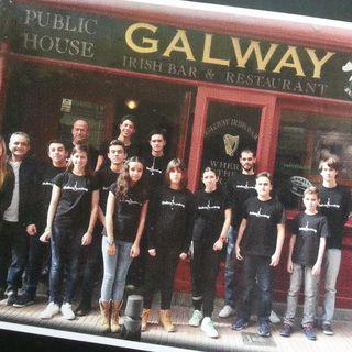 Michel Guitar Tuning en el Galway