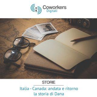 Italia - Canada: andata e ritorno. La storia di Dana Donato