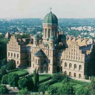 Dünya'nın en güzel üniversite binası Ukrayna'da