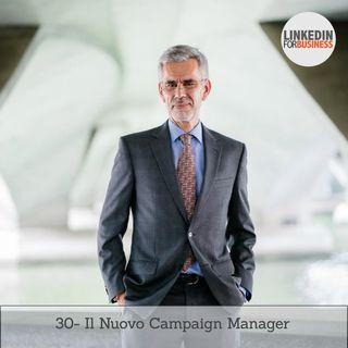 30- il nuovo Campaign manager su LinkedIn