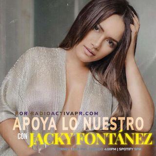 Apoya Lo Nuestro | Jacky Fontánez, Wanda Malavé & Caleb Mendez