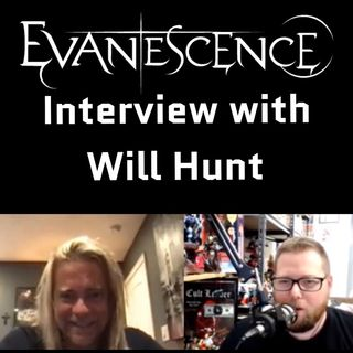 Will Hunt from Evanescence talks 'The Bitter Truth'