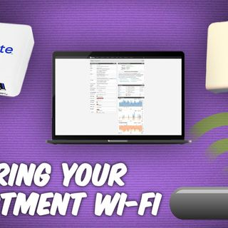 ATG 63: Insecure Apartment-Provided WiFi - How To Stay Safe a Public Network