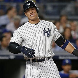 Yankees pierden 5 de los ultimos 7 partidos. SE PRENDEN LAS ALARMAS