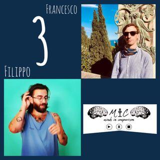 Ep.3, Quattro chiacchiere con Filippo Dr. Panìco e Francesco D'Isa