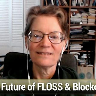 FLOSS Weekly 599: Foresight Institute - Future of FLOSS, Open-Source Think Tank, Blockchain