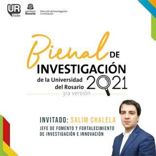 Tercera Bienal de Investigación Universidad del Rosario 2021