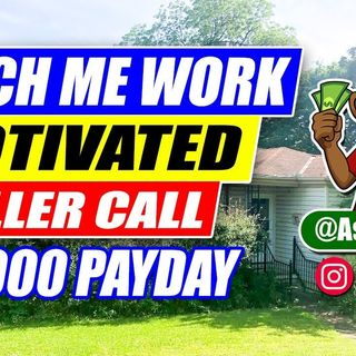 Listen to How I Made $20,000 from this Motivated Seller Call Generated from a Postcard