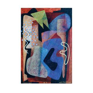 Bandeira Amarela - Paulo Laender - An Art Trek