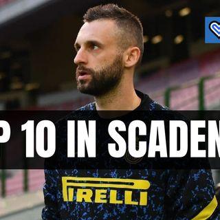 La Top 10 dei giocatori col contratto in scadenza nel 2022