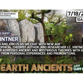 JC Vintner: Ancient Earth Mysteries