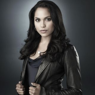 Chicago Fire can't burn Monica Raymund!