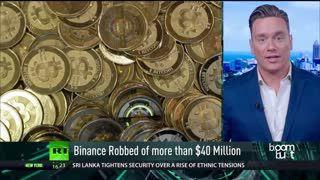 Ben Swann ON - Binance's $40M Bitcoin Hack