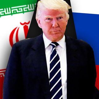 Trump Threatens War Against Syria, Russia & Iran +