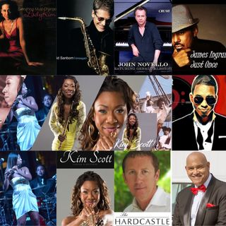 Smooth Movin' Jazz Mix - (feat. Kim Scott) {On iHeartRadio Podcast}