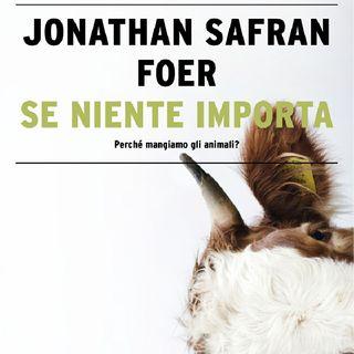 SE NIENTE IMPORTA, di Jonathan Safran Foer